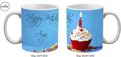 meSleep Arya-29656 Ceramic Mug(330 ml)  available at flipkart for Rs.249