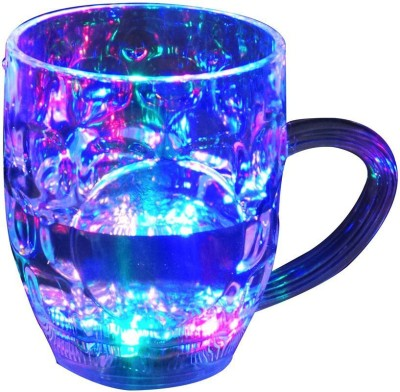 Lovato Beer Party Led Light Plastic Mug(300 ml)
