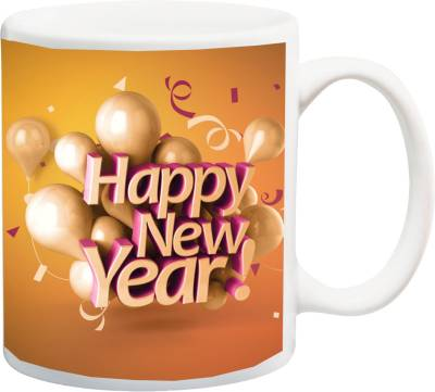 ME&YOU New year Gift for Boy/Girl Ceramic Mug(325 ml)
