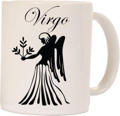 Smileonline Zodiac Coffee - Virgo Ceramic Mug  available at flipkart for Rs.274