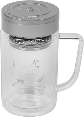 Cosmosgalaxy Lifestyle Stainless Steel Mug(300 ml) at flipkart