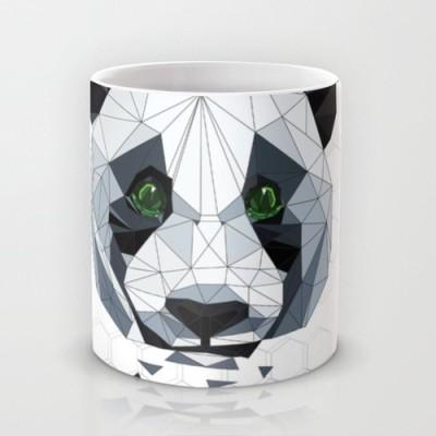 Astrode Panda Ceramic Mug(325 ml) at flipkart