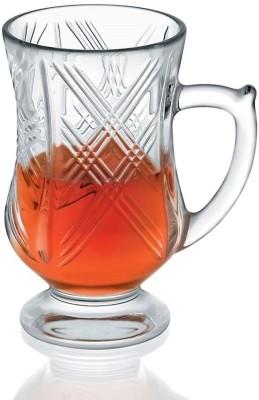 Borgonovo Tea Glass Mug(Pack of 6) at flipkart