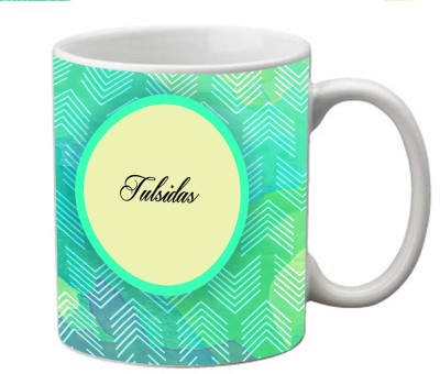 meSleep tulsidas Ceramic Mug(330 ml)  available at flipkart for Rs.249