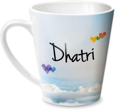 Hot Muggs Simply Love You Dhatri Conical Ceramic Mug(350 ml) at flipkart