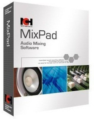 NCH Mixpad Masters Edition(1 CD)
