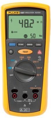 Fluke FLUKE-1507 Digital Multimeter(Black, Yellow 3200 Counts) at flipkart