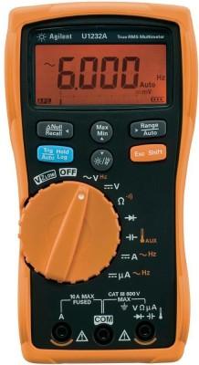 Agilent-U1232A-TRMS-Multimeter