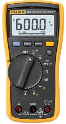 Fluke-115-True-RMS-Multimeter