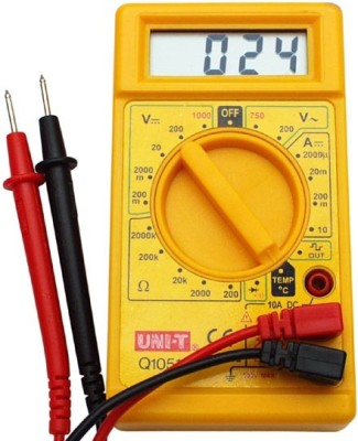 Gauba Traders 2i Digital Multimeter(2000 Counts)