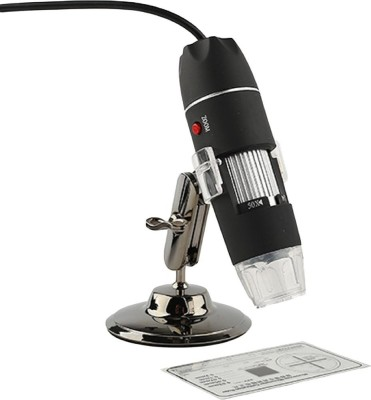 Pia International 8LED 500X DIGITAL MICROSCOPE Laptop Accessory Black Pia International Mobile Accessories