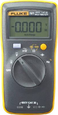 101-Basic-Digital-Multimeter-