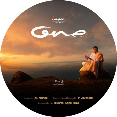 One - Experience Oneness Blu-ray Standard Edition(Tamil - T.M.Krishna)  available at flipkart for Rs.1500