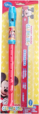 Playwell Mickey Flute with Box(Red)