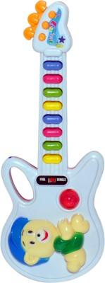 GA Toyz Guitar(Multicolor)
