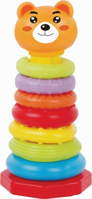 Mitashi Skykids Cup And Ring Stack Party(Multicolor)
