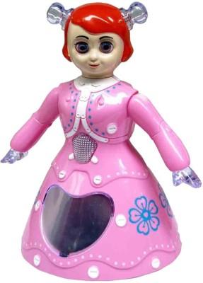 Tiny Tots Dora Doll(Pink)