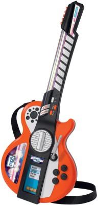 Simba My Music World Mp3 - I-Light Guitar(Red) at flipkart