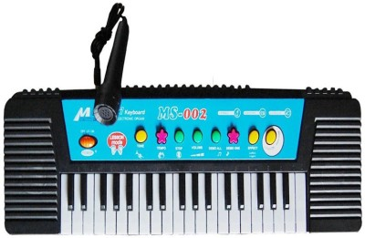 Darling Toys 37 Keys Electronic Musical Melody Keyboard Piano(Black)  available at flipkart for Rs.499