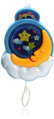 Planet of Toys Mom Musical Dreamland Wind Up Crib Toy(Multicolor)