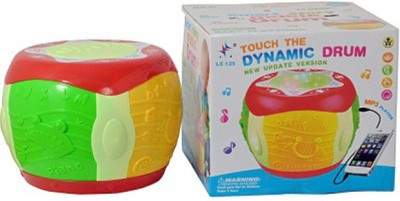 Noorstore Dynamic Touch Drum (Phone Connect)(Multicolor)