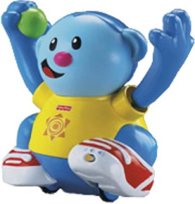 Fisher-Price Go Baby Go - Monkey Chase(Blue, Yellow)  available at flipkart for Rs.1799
