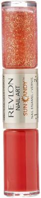 Revlon Sun Candy Nail Enamel Lava Flame (450)(Lava Flame)