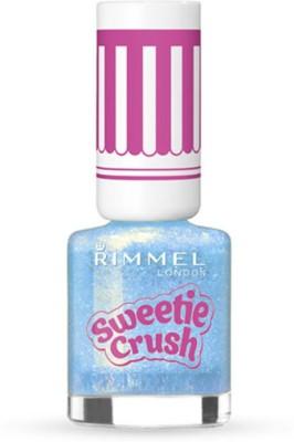 Rimmel London Sweetie Crush Nail Polish Blueberry Whizz(8 ml)  available at flipkart for Rs.549