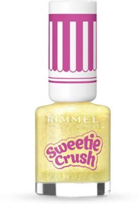Rimmel London Sweetie Crush Nail Polish Sherbert Sweetheart(8 ml)  available at flipkart for Rs.549