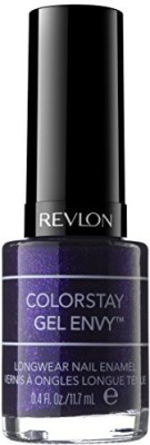 Revlon ColorStay Gel Envy Longwear Nail Enamel, Showtime/430 Dark(15 ml)