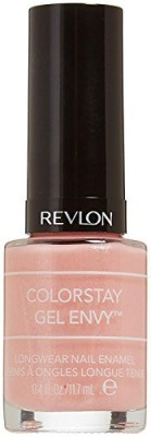 Revlon ColorStay Gel Envy Longwear Nail Enamel, Bet on Love/105 Peach(15 ml)