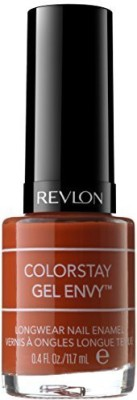 Revlon Colorstay Gel Envy Longwear Nail Enamel Long Shot ) ColorStay Gel Envy Dark(12 ml)