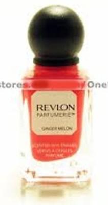 Revlon Only 1 For Sale Parfumerie Scented Nail Enamel 015 Ginger Melon Clear Flipkart