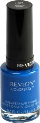 Revlon Colorstay Longwear Nail Enamel Indigo Night - 180