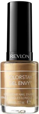 Revlon Colorstay Gel Envy Longwear Nail Enamel Jackpot ) Dark Flipkart