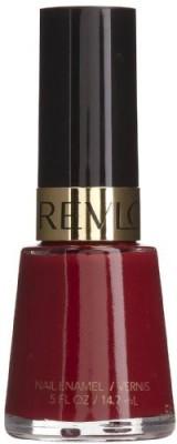 Revlon Sheer Nail Enamel, Raven Red 721 Clear Flipkart