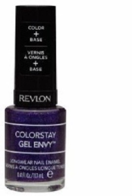 Revlon Colorstay Gel Envy Longwear Nail Enamel 430 Show Time Show Time Flipkart