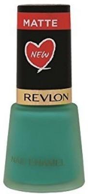 Revlon Nail Enamel Marine Matte Flipkart