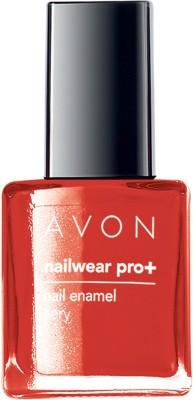 Avon Pro Plus Nailwear, 8 ML Fiery