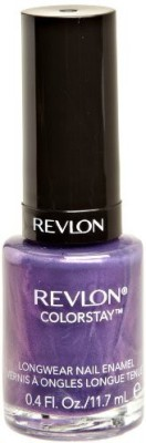 Revlon Colorstay Nail Enamel, Amethyst Clear Flipkart
