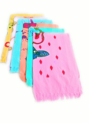 Cotton Colors Printed napkins Multicolor Napkins(6 Sheets) at flipkart