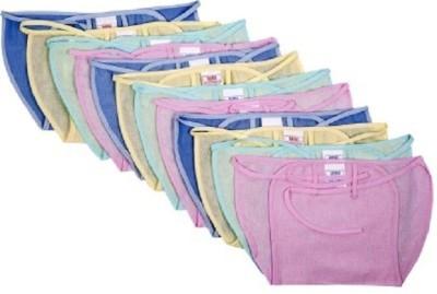 Krishna Creation New Just Born Cloth Nadi Washable Reusable Cotton Diaper/Langot Mini, 0 3 Months  Krishna Creation Nappy