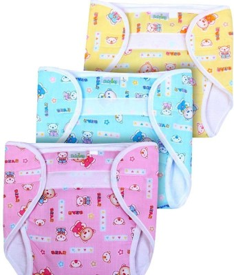 Chhote Janab BABY DIAPER NAPPY WITH EXTRA PAD  PACK OF 3  Chhote Janab Nappy