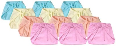 Chhote Janab baby Reuseable Cotton Nappies 12 pcs  Chhote Janab Nappy