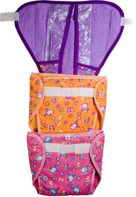 Love Baby 534 Pocket Diaper Combo - L(3 Pieces)
