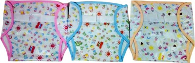 Welo Reusable Water Absorbant Plastic Nappy