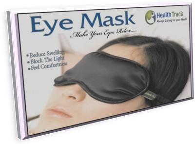 Health Track Travel sleeping eye msk Eye Shade Black Health Track Neck Pillows   Eye Shades