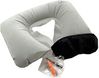 Lovato sleep pillow Neck Pillow(Grey)  available at flipkart for Rs.170