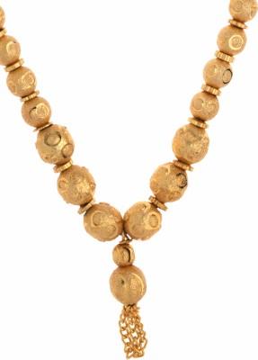 "Fabula 18K Gold Plated Dark Pink Heart Motif Zirconia \""Lasting Love Collection\"" 18K Yellow Gold Cubic Zirconia Alloy Pendant"