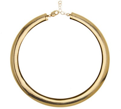 Netaya Gold-plated Plated Bronze Choker at flipkart